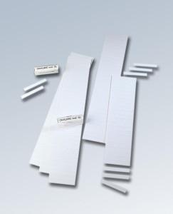 Index sheets for Vertical Carpetas Colgantes short tab